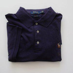 Ralph Lauren SS Soft Touch Knit Polo Shirt NWOT